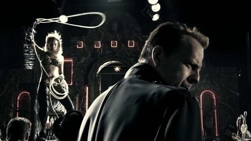 Город грехов | Sin City 2005 'She's Just Warming Up'