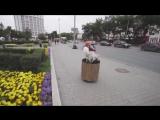 Баба Яга на гироскутере (Екатеринбург)
