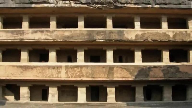Тайна пещер Эллора. Индия.