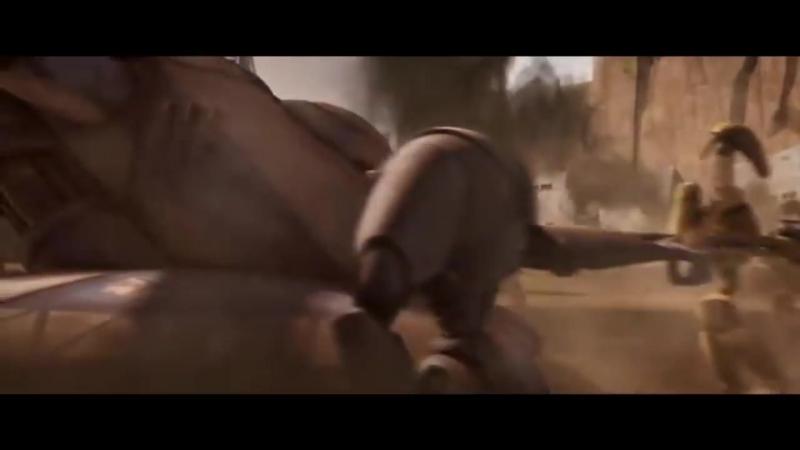 Клип Звёздные войны война клонов..mp4