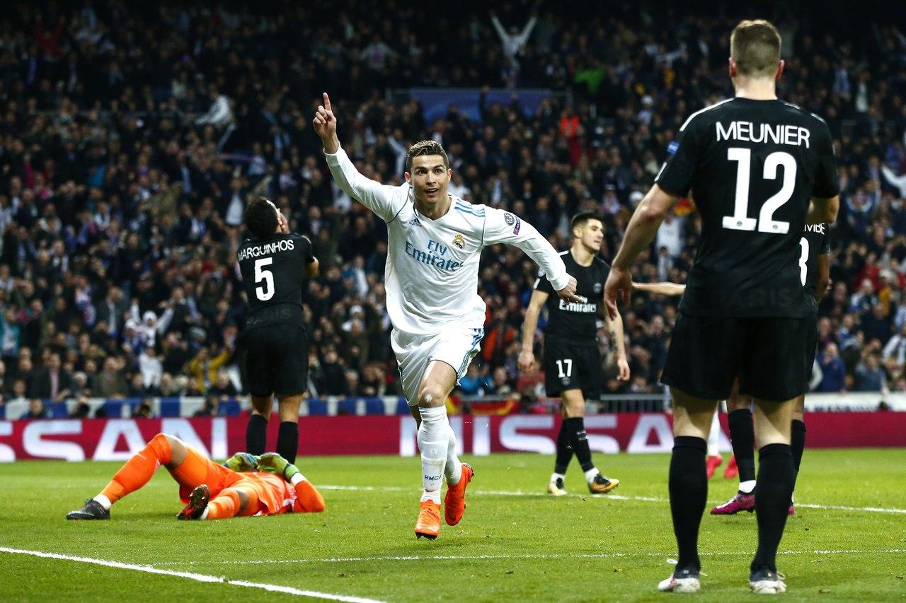 194. Real Madrid (ESP) - Paris Saint-Germain (FRA) 3:1