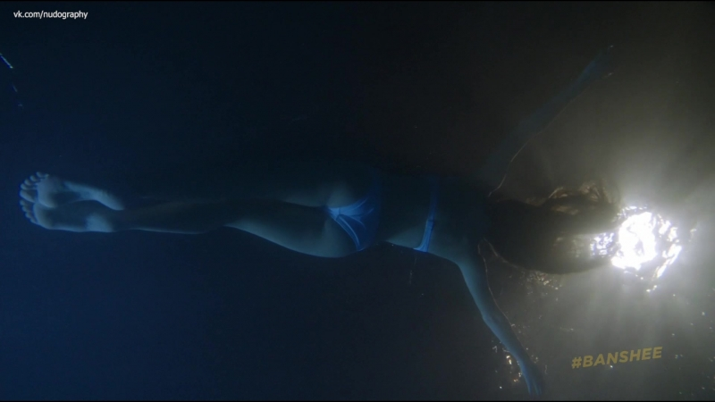 Лили Симмонс (Lili Simmons) в сериале Банши (Banshee, 2015) - Сезон 3 / Серия 2 (s03e02) 1080p