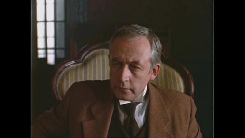 Приключения Шерлока Холмса и доктора Ватсона (1986) Двадцатый век начинается - 2 серия