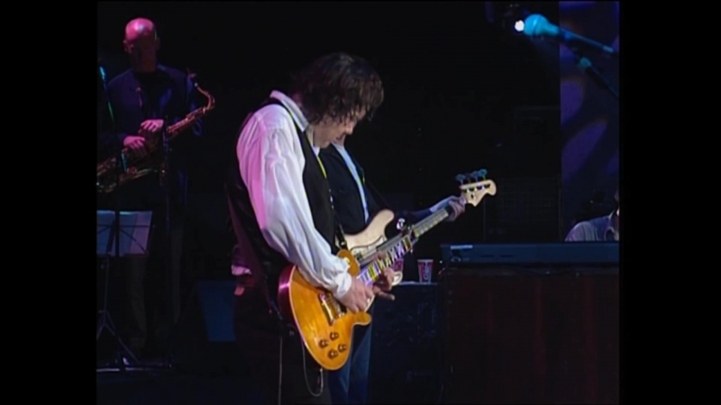 Gary Moore - The Sky Is Crying (Montreux 1995)