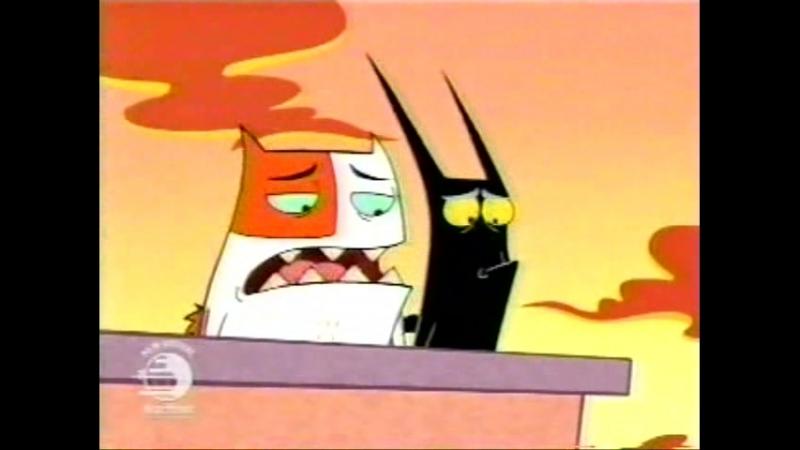 Nicktoons Network 2008 VHS tape [CatscratchFan4004]