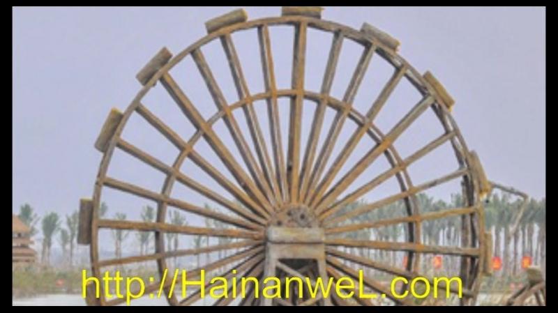 Guilin Yang - Tropical Farm National Park Opens in Haikou City, Hainan Island, China
