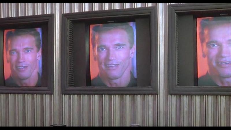 Вспомнить всё - Total Recall 1990 отрывок
