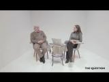 Публичное интервью TheQuestion c Евгением Водолазкиным
