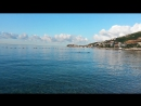 Утро на море Будва Черногория