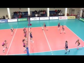 HIGHLIGHTS. Енисей — Динамо Краснодар Суперлига 2017-18. Женщины