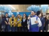 Флешмоб на День студента в МАИ 2018