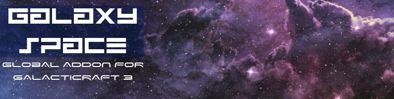 1 12 2][1 7 10] Galaxy Space [Addon for Galacticraft] - Minecraft