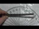 Калибровка хардовского гвоздя на 165мм в диаметре 8,8мм и ст.45 на 165мм в диаметре 9мм