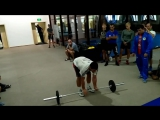 Упражнения со штангой от олимпийского чемпиона по греко-римской борьбе Алексея Мишина.