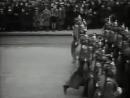 Эрнст Кальтенбруннер на параде перед Бургтеатром 29 1 1939