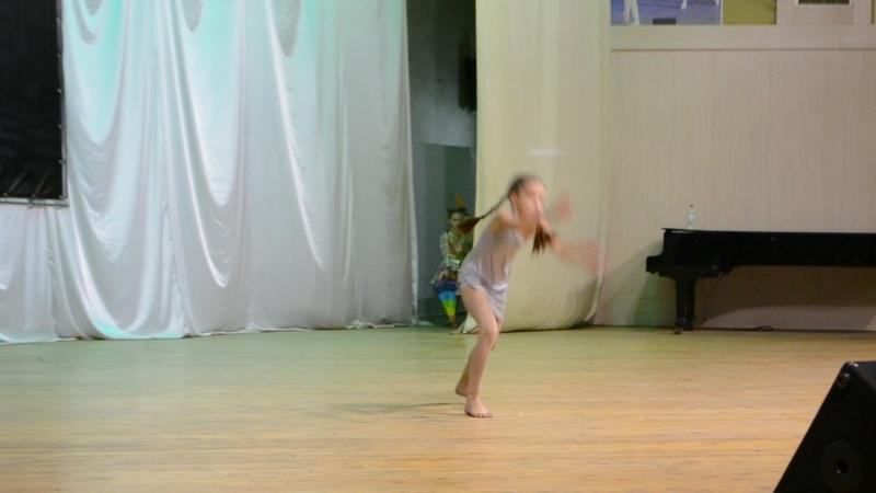 Kherson Dance Fast 10/12/2017 Ершова Вероника