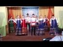 Ансамбль Просторы г Барабинск По зеленой роще