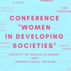 WOMEN IN DEVELOPING SOCIETIES