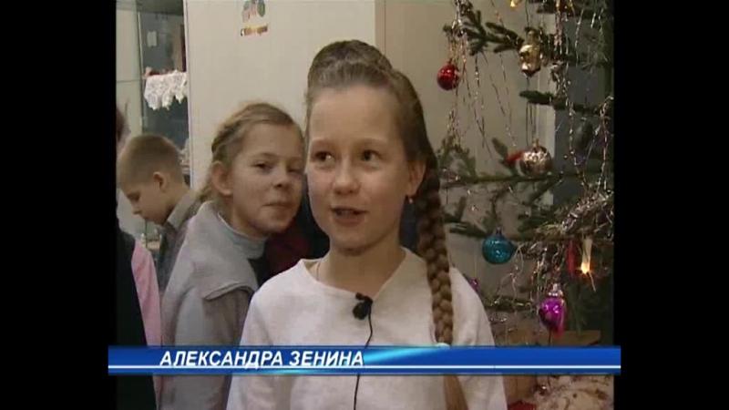 Выставка елочных игрушек (ГАВРИЛОВ-ЯМСКОЕ ТВ)