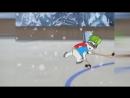 Хоккей в Дедморозовке