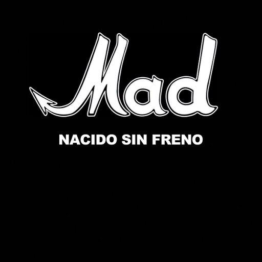 Mad альбом Nacido Sin Freno
