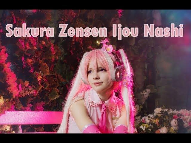 【Saya Scarlet】 ☆ Sakura Zensen Ijou Nashi