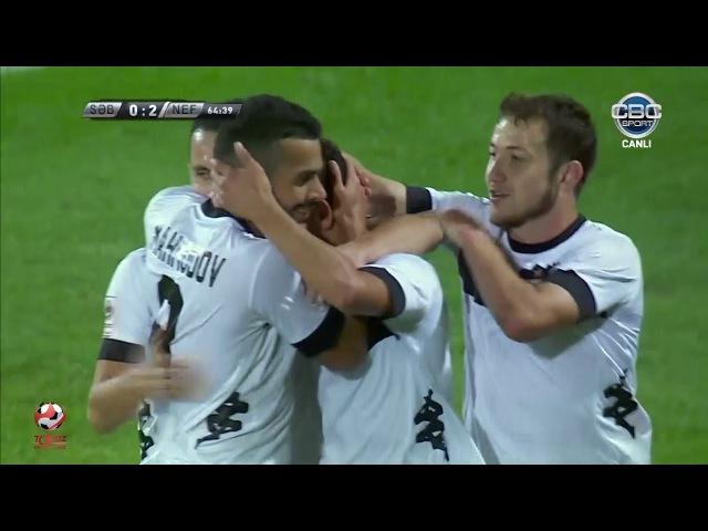 TPL 2017/2018, 8-ci tur, Səbail 0-4 Neftçi Geniş icmal