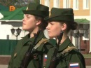В Костромскую академию РХБЗ приняли 15 девушек