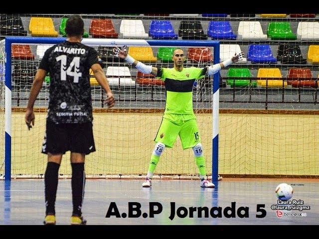 Acciones Balón Parado (A.B.P.) L.N.F.S. Jornada 5 (corner, faltas, dobles, penaltis...)