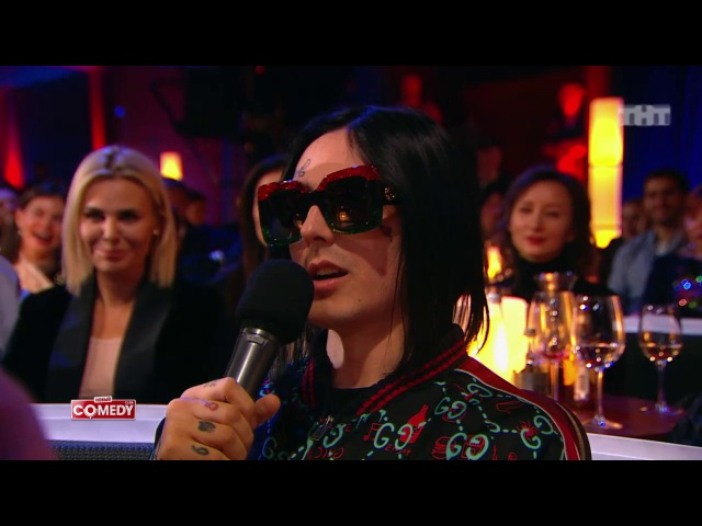 FACE в Comedy Club (29.09.2017)