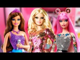 Куклы Барби. Переодевалки куклы. Игры для девочек. Кукла Барби. Видео на Английском языке