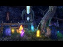 ESO Homestead : My Crystal Garden at Night