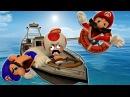 R64 Mario's Boat Trip