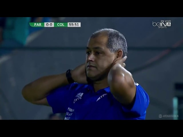 Paraguay vs Colombia 07 10 2016 full 720p
