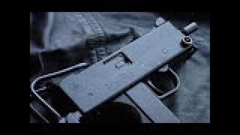 United States Machine pistol (Ingram MAC 10)