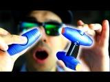 NEW FIDGET SPINNER TRICK STICK! 2 in 1 Best EDC Hand Spinners