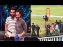 Aamir Khan Promoting Secret Superstar At India V/S Australia 3rd T20I Match   Fans Roaring Aamir