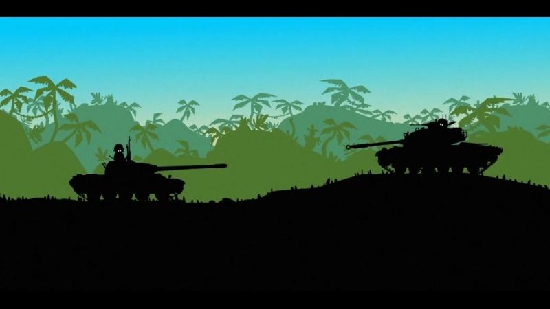 Истории танкистов. Type 59. Мультик про танки.