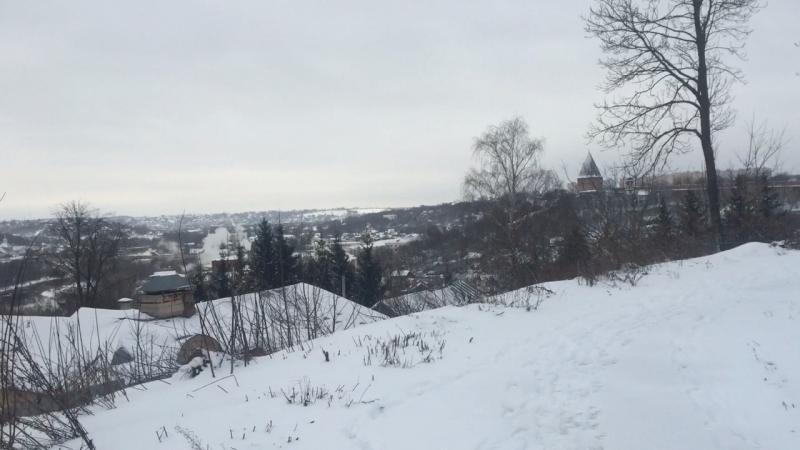 Смоленск, панорама 2018г.
