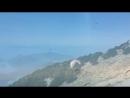 Babadag mountain paragliding