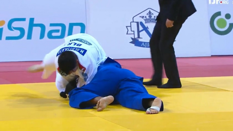 Tunis Grand Prix 2018 Final 78 kg SLUTSKAYA M BLR-SOUZA B BRA