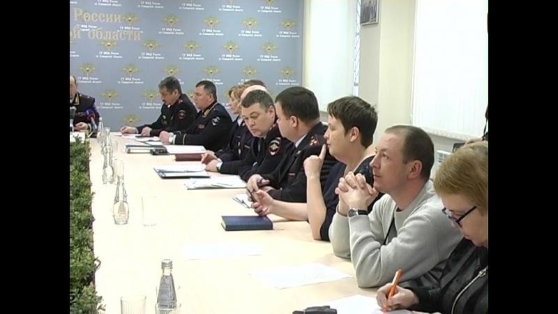 В эфир вышел новый выпуск телепрограммы Самарская полиция. Закон и порядок
