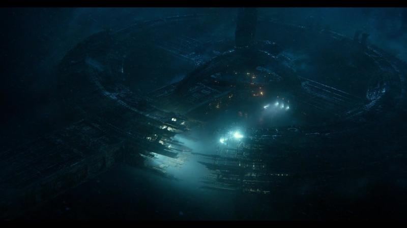 Трансформеры: Последний рыцарь | Инопланетный корабль