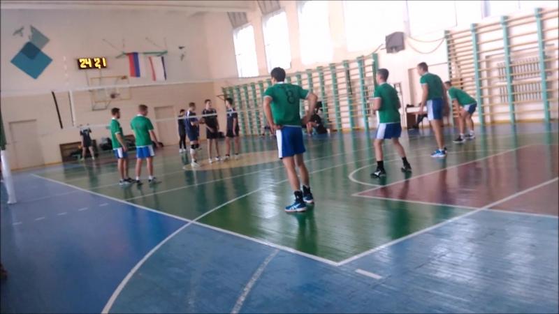 Армянск-Альма Крым 2 партия 25.11.17