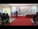 Поздравление А.Н. Луценко с приближающимся Днем знаний