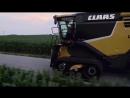 Самые мощные зерноуборочные комбайны в мире