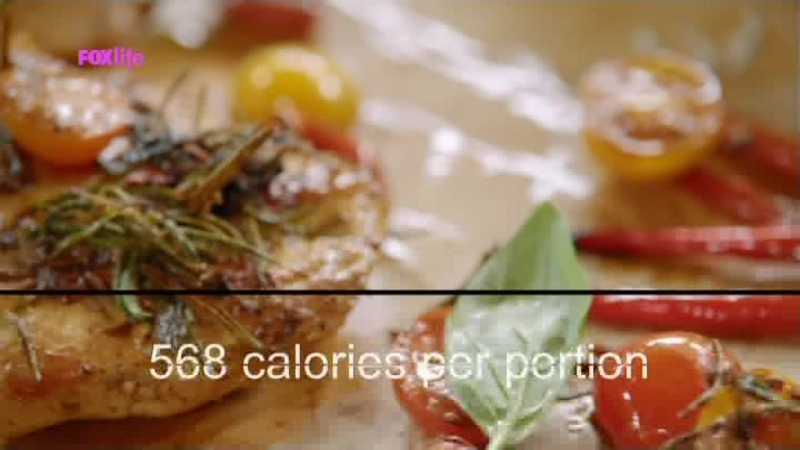 Джейми Оливер. Обед за 15 минут / Jamie's 15 Minute Meals - S01E11