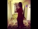 Отличная жопа - красное платье