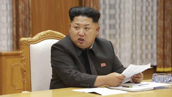 Официальное заявление США насчёт КНДР