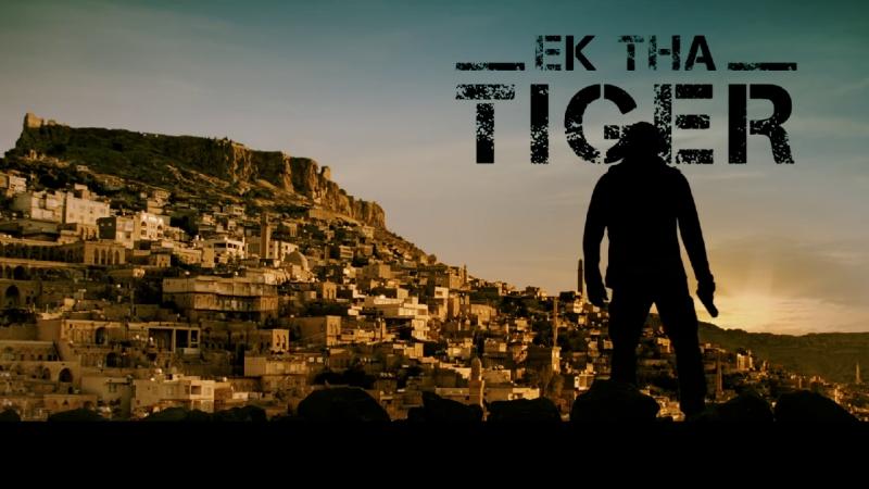 Трейлер Фильма: Жил-Был Тигр / Шпионские Страсти / Ek Tha Tiger (2012)